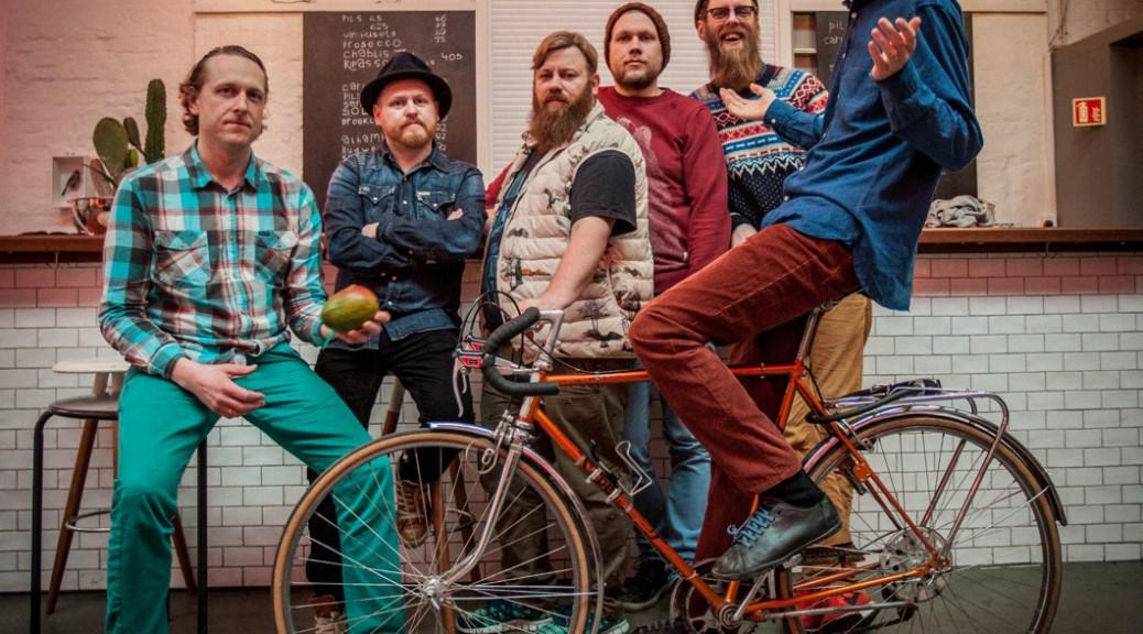ERLEND ØYE - Band