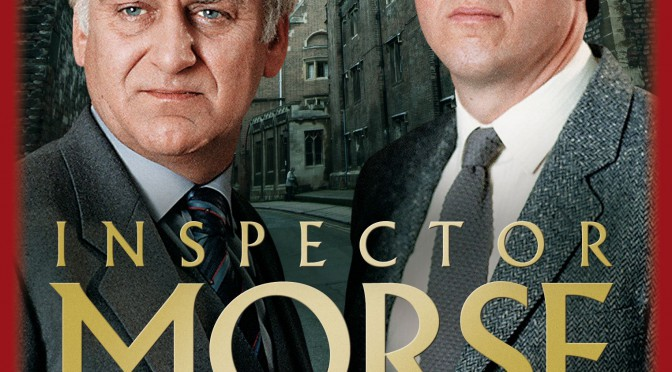 """Inspector Morse – Staffel 1"" (Edel:Motion)"