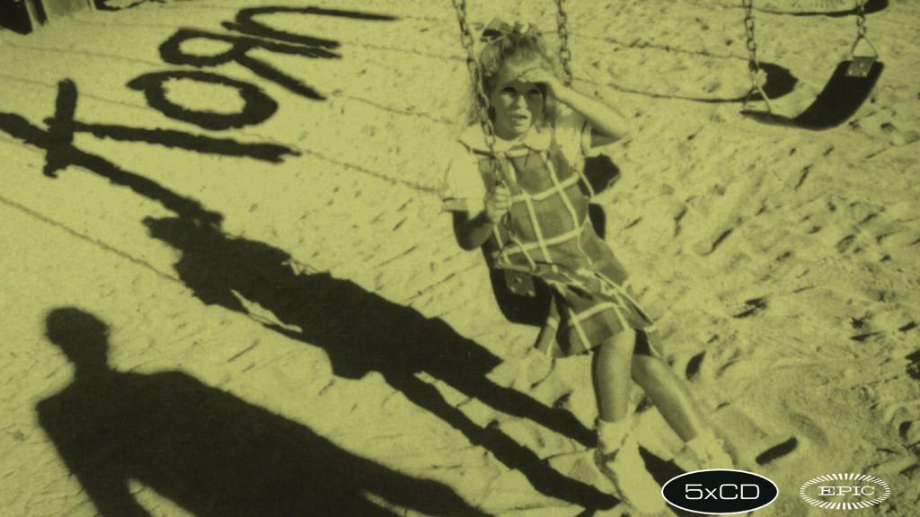 """Korn - """"Original Album Classics"""" (Sony Music)"""