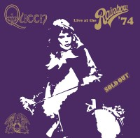 "QUEEN - ""Live At The Rainbow '74"" (Virgin)"