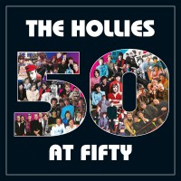 "THE HOLLIES: ""50 AT FIFTY"" - 3xCD-BoxSet"