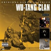 "Wu-Tang Clan - ""Original Album Classics"" (RCA/Sony Music)"