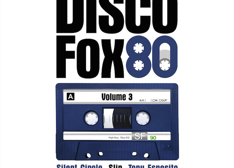 """Various Artists – """"Disco Fox 80 Vol. 3 – The Original Maxi-Singles Collection"""" (Pokorny Music Solutions/Alive)"""