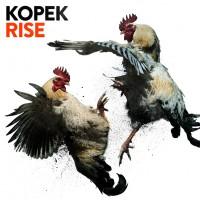 """Am 07. November erscheint das nunmehr 2. Album """"RISE"""" von Kopek aus Irland!"""