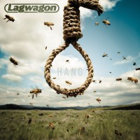 "Lagwagon mit neume Album ""Hang"""