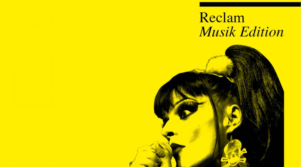 "Nina Hagen - ""All Time Best (Reclam Musik Edition)"" (Sony Music)"