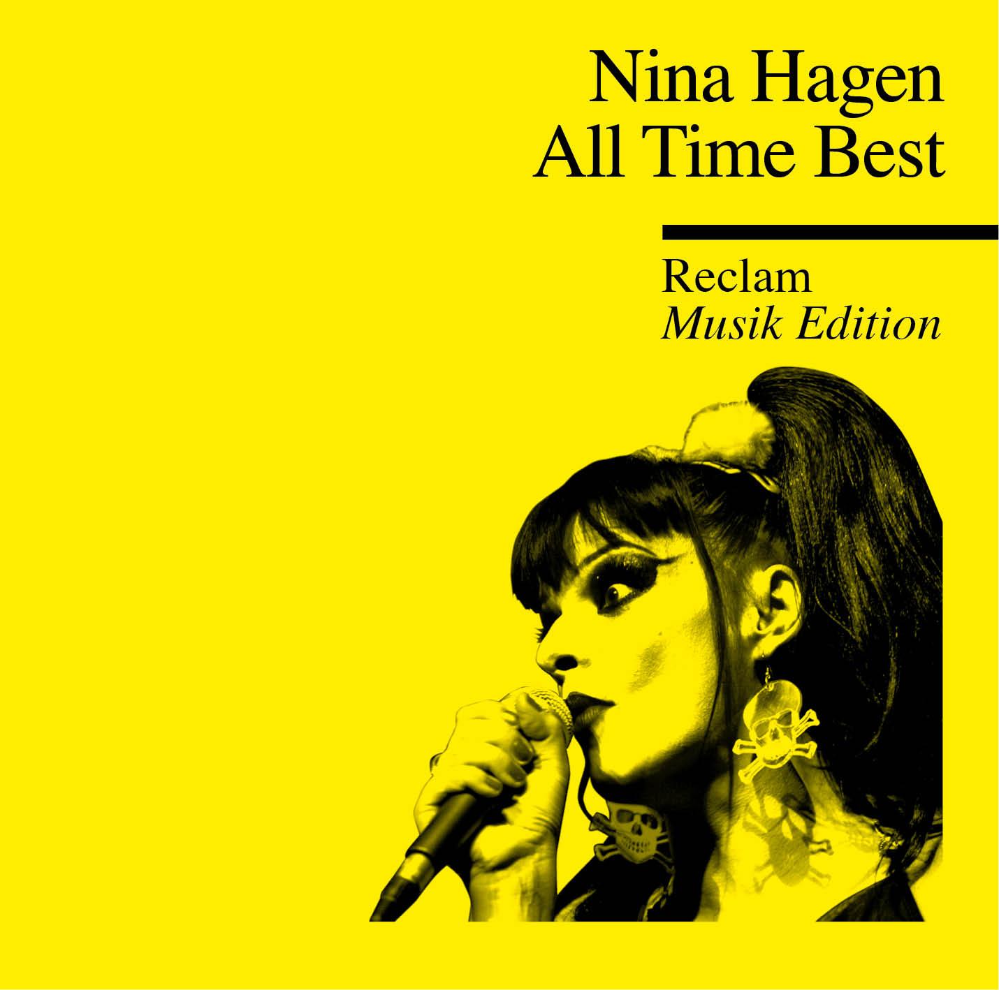 Nina Hagen Zarah Ich Weiss Es Wird Einmal Ein Wunder Geschehn Special Long Version