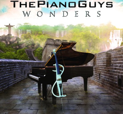 "The Piano Guys - ""Wonders"" (Portrait/Sony Music)"