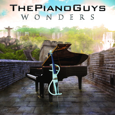 "The Piano Guys - ""Wonders"" (Portrait/Sony Music)"