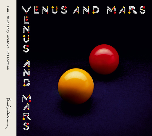 wings � �venus and mars� und �at the speed of sound