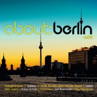 "Various Artists - ""About Berlin Vol. 8"" (Polystar/Universal)"