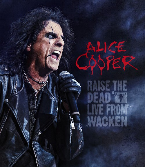Alice Cooper – Video Premiere zu 'Welcome To My Nightmare' (Live From Wacken Open Air 2013)