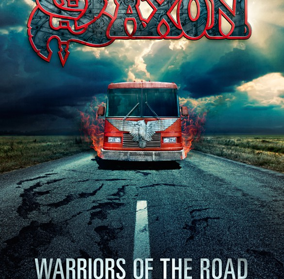 """SAXON – """"Warriors of The Road - The Saxon Chronicles Part II"""""""
