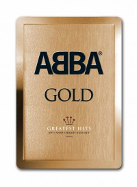 "ABBA - ""Gold 40th Anniversary Edition-  Limited Steelbook Edition"" (Universal Music)"