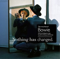 "DAVID BOWIE - ""Nothing Has Changed"" (2CD-Version ) (Parlophone/Warner)"