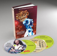 "JETHRO TULL:  ""Warchild - The 40th Anniversary Theatre Edition"" (Chrysalis/Warner)"