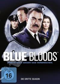 BLUE BLOODS - Die dritte Season - DVD © Paramount