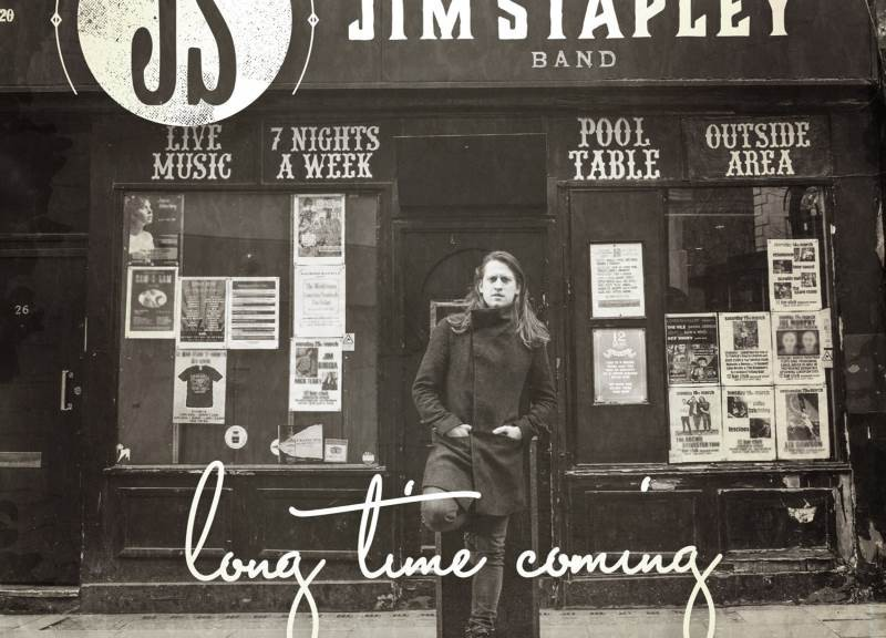 JIM STAPLEY - Long Time Coming