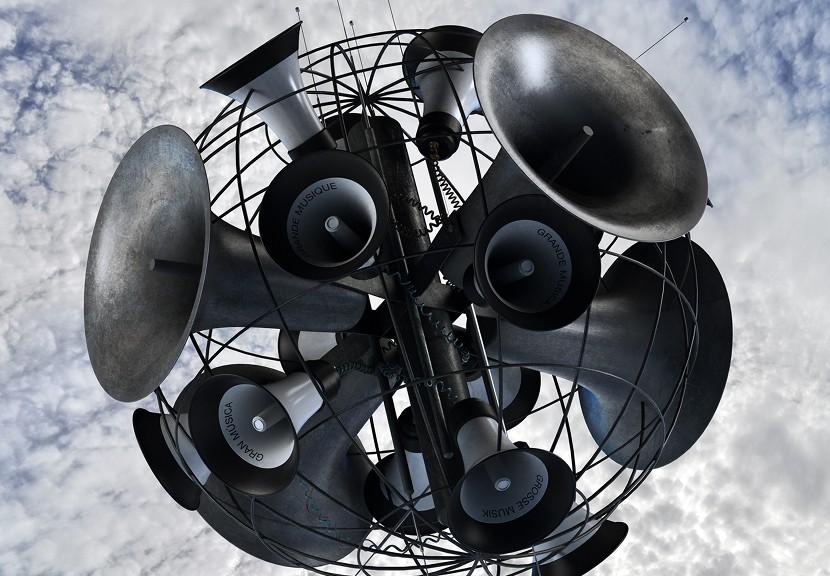"Simple Minds - ""Big Music"" (Embassy Of Music/Warner)"