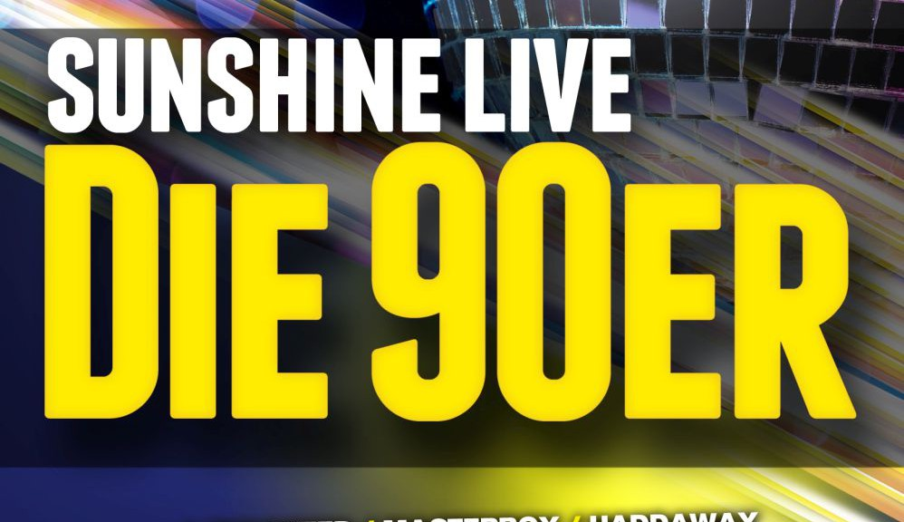 "Various Artists - ""sunshine live- Die 90er"" (Uptrax/Indigo)"