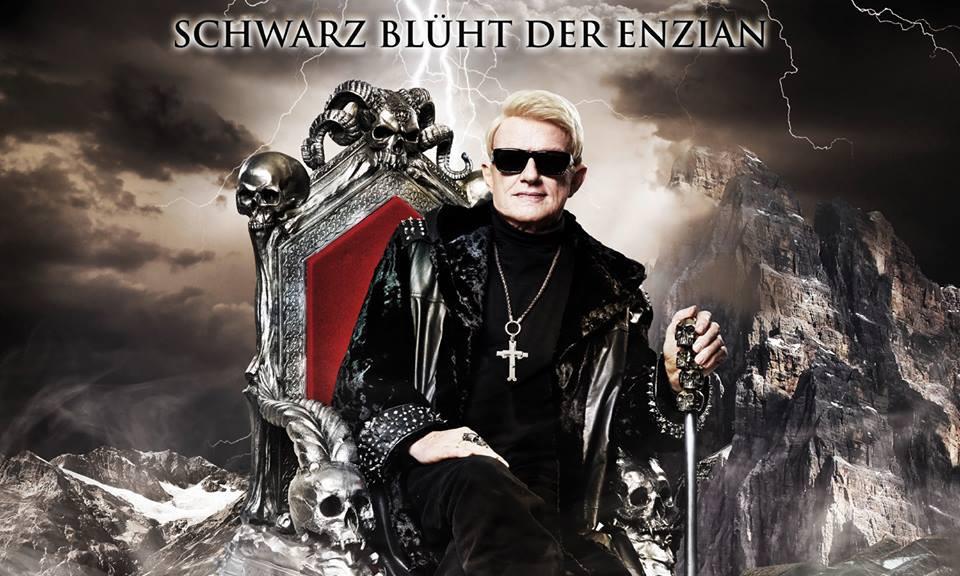"""Heino - """"Schwarz Blüht Der Enzian"""" (Starwatch Entertainment/Sony Music)"""