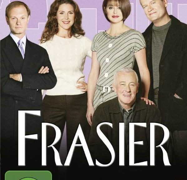 FRASIER - Die komplette neunte Season © Paramount