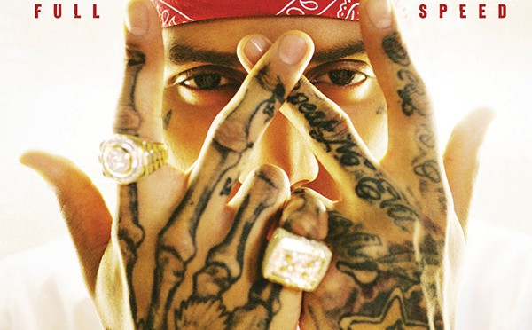 "Kid Ink - ""Full Speed"" (RCA/Sony)"