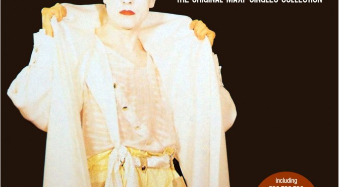 """Miko Mission – """" The Original Maxi-Singles Collection"""" (Pokorny Music Solutions/Alive)"""