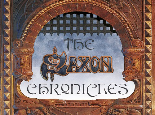 Heavy Metal Thunder und The Saxon Chronicles mit einer Menge Bonus Material