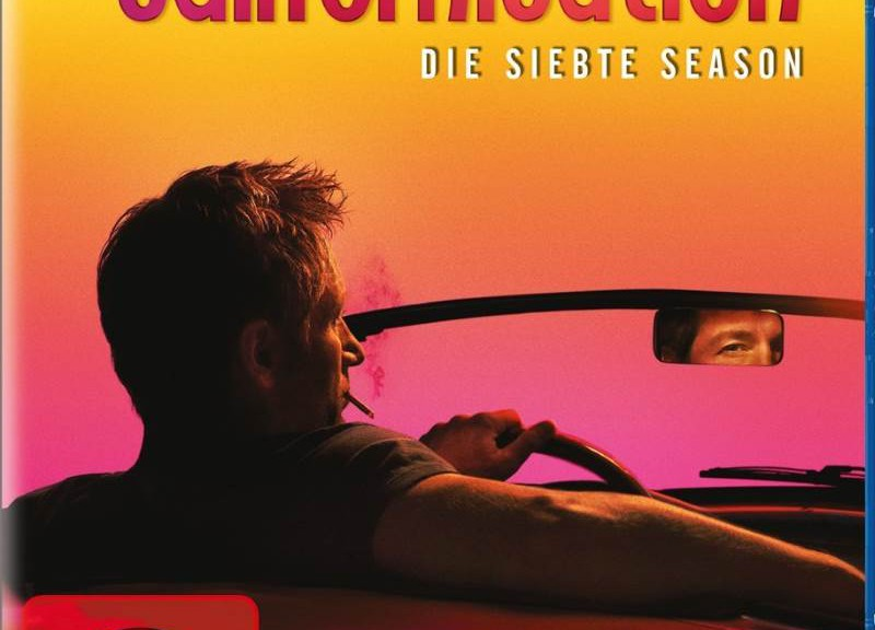 CALIFORNICATION – Die siebte Season – Blu-ray © Paramount
