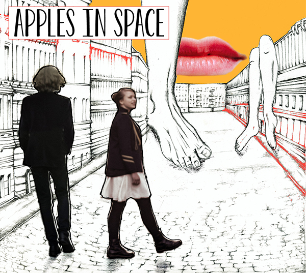 "Apples In Space - ""Apples In Space"" (Tonpool)"