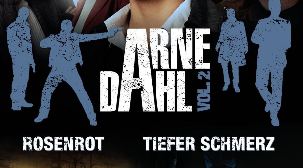 """Arne Dahl – """"Vol. 2"""" (Edel:Motion)"""