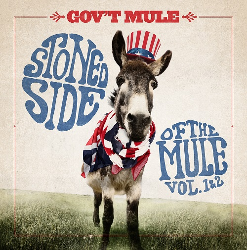 Gov't Mule - weitere Veröffentlichungen 'Stoned Side Of The Mule'