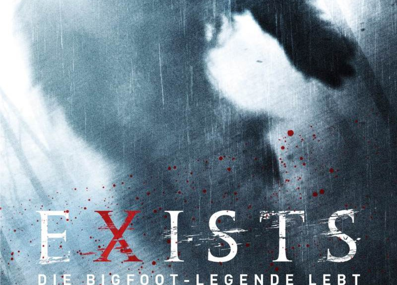EXISTS - Die Bigfoot-Legende lebt - DVD