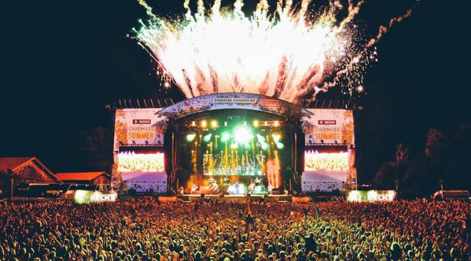 Chiemsee Summer Festival – Verlosung