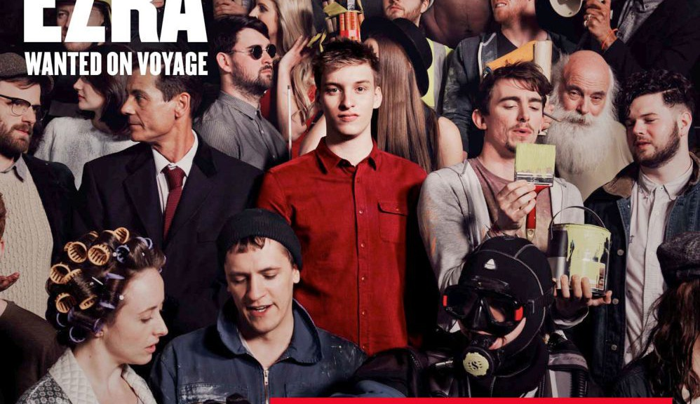 """George Ezra """"Wanted On Voyage"""" (Limited Special Edition – Columbia/Sony Music)"""