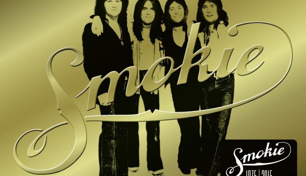 """Smokie - """"Smokie Gold 1975-2015 – The 40th Anniversary Gold-Edition"""" (Sony Music)"""