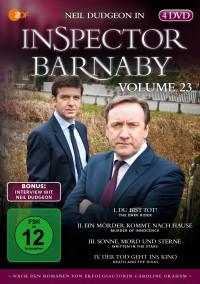 Inspector Barnaby Vol. 23 DVD