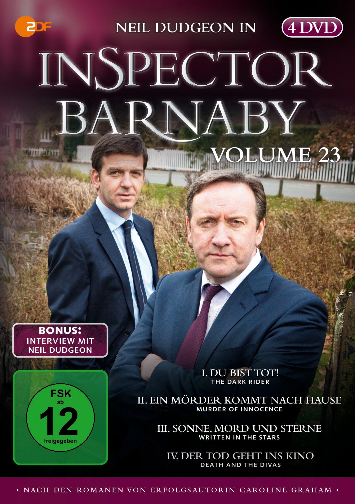 Inspector Barnaby Unglücksvögel