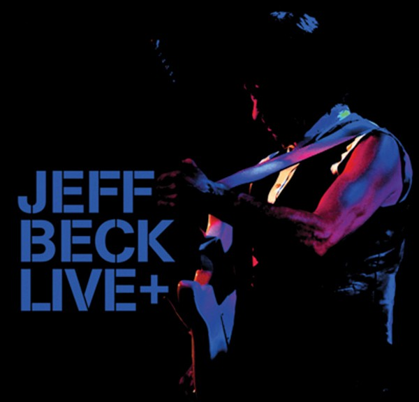 "Jeff Beck - ""Live+"" (Atco/Warner)"