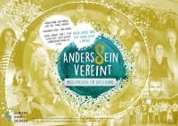 Online Plakat AndersSein vereint