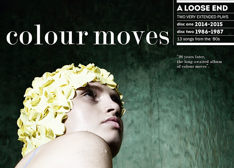 "Colour Moves - ""A Loose End"" (Interbang Records/Broken Silence)"