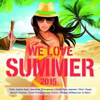 "Various Artists - ""We Love Summer 2015"" (Polystar/Universal)"