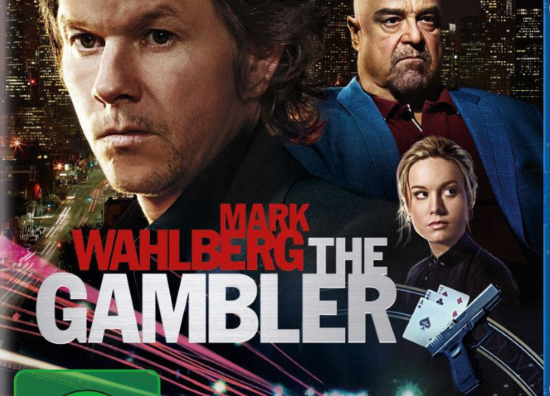 THE GAMBLER - Blu-ray © Paramount