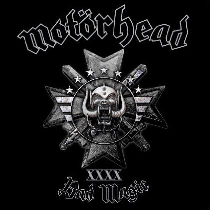 """Motörhead veröffentlichen ihr 22. Studio Album """"Bad Magic"""""""