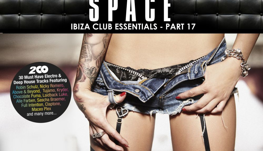 """Various Artists - """"In Bed With Space Vol. 17"""" (Clubstar Records/Soulfood)"""