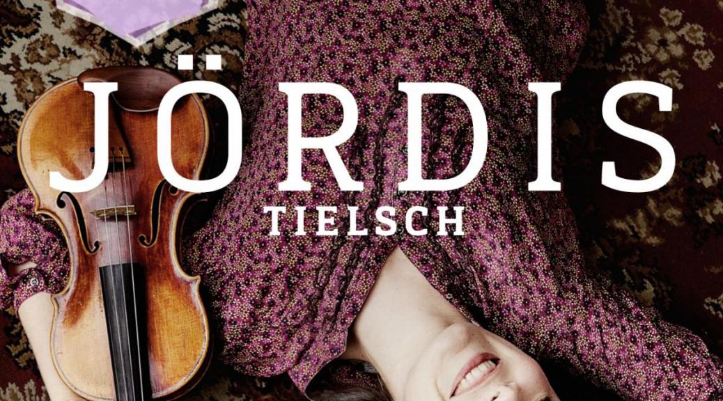 """Jördis Tielsch - """"Kleine Stadt, Großes Kino"""" (105music/Sony Music)"""