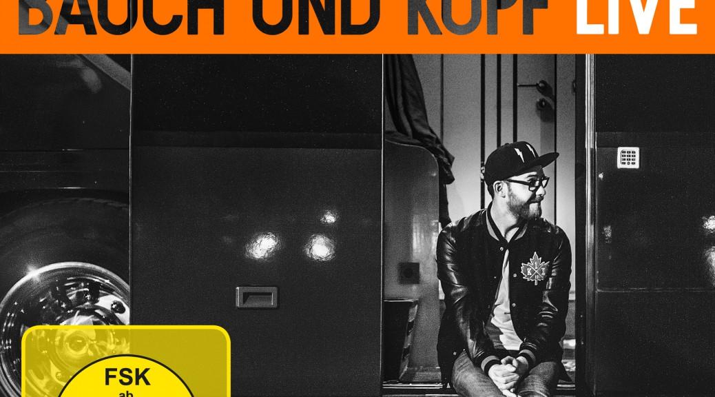 "Mark Forster - ""Bauch Und Kopf Live"" (Four Music/Sony Music)"