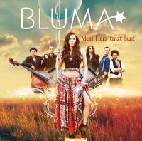 "Bluma - ""Mein Herz tanzt bunt"" (Electrola/Universal)"