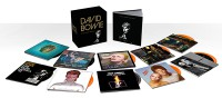 "DAVID BOWIE - ""Five Years 1969-1973"" 10-Album/12xCD Box-Set (Parlophone/Warner)"